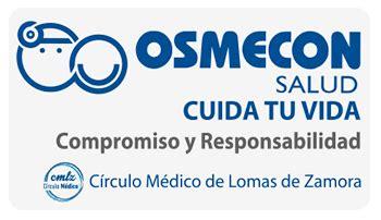 :: OSMECON SALUD :: Círculo Médico de Lomas de Zamora ...