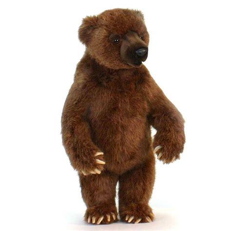Oso Grizzly de peluche - Peluchetes, peluches realistas
