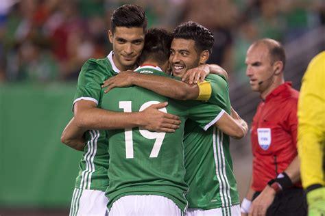 Osorio anuncia lista de Selección Mexicana para Eliminatorias