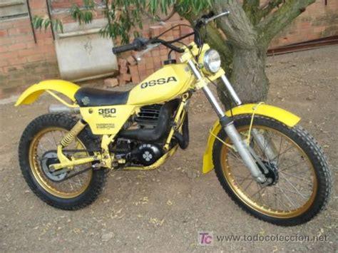 ossa trial tr 80   Comprar Motocicletas clásicas en ...