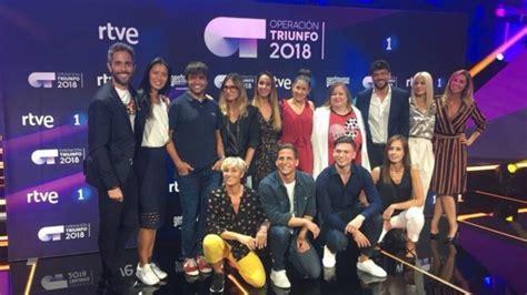 'OT 2018': Horario y dónde ver la Gala 0 de 'Operación ...