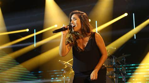 OT 2018 - Julia canta 'Vuelves' - RTVE.es