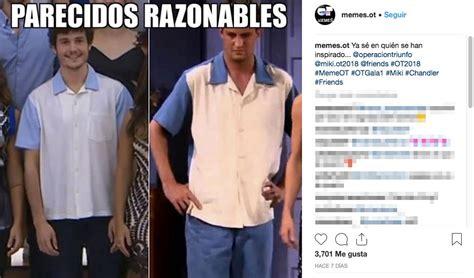 'OT 2018': Los memes más divertidos de Operación Triunfo ...