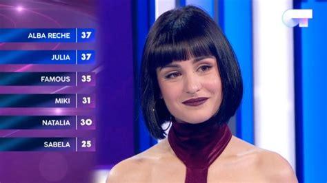 'OT 2018': Natalia y Famous se convierten en los dos ...