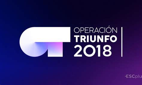 OT 2018 – ESCplus España