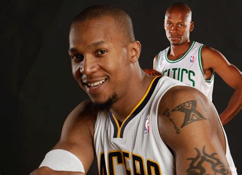 OT: Ray Allen is bitter at David West - RealGM