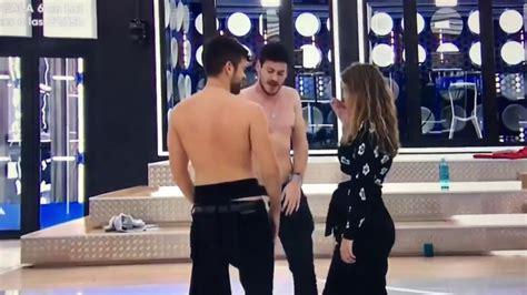 OT2017 CEPEDA bailando sin camiseta - BcnXico77 - YouTube