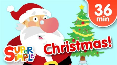 Our Favorite Christmas Songs for Kids | Super Simple Songs ...