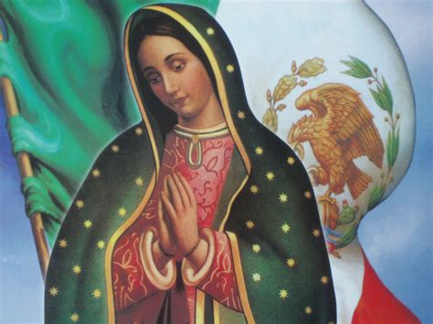 """Our Lady of Guadalupe, """"Patroness of the Americas ..."""