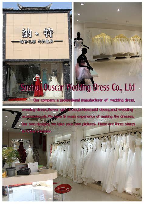 Ouscar Wedding Dress Shop   Las pequeñas órdenes Tienda ...