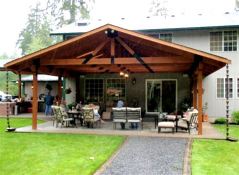 Outdoor Covered Patio Designs Home Decorating Ideas And ...