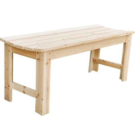 Outdoor Wooden Benches Picture - pixelmari.com