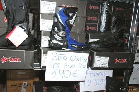 Outlet Moto Madrid - Botas Oxtar