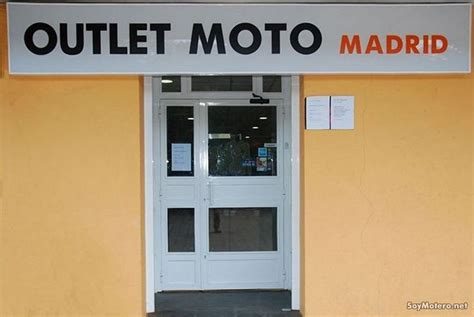 Outlet Moto Madrid - Boutique motorista en Madrid (Madrid)