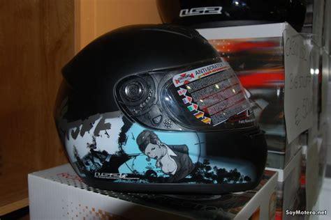 Outlet Moto Madrid Casco LS2
