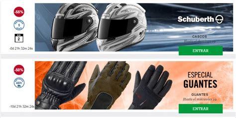 Outlet Moto: ventas privadas para moteros en Motobuykers