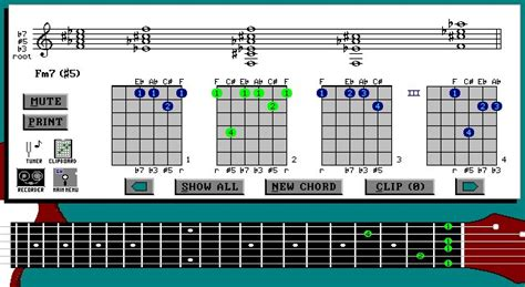Over 4,400 chords!