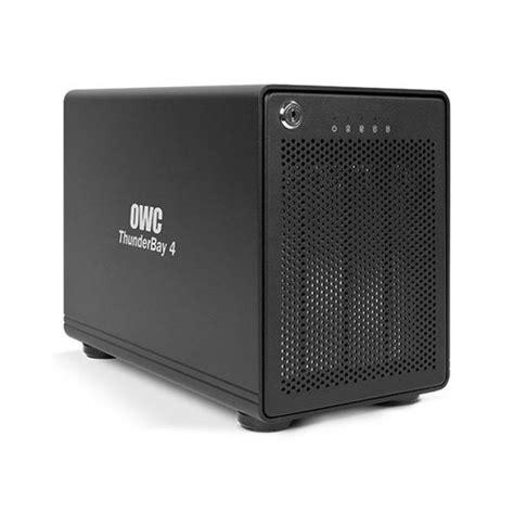 OWC ThunderBay 4 Thunderbolt 2 Edition RAID 5 | 8TB ...