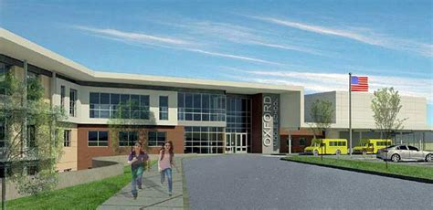 Oxford voters approve new middle school - Connecticut Post