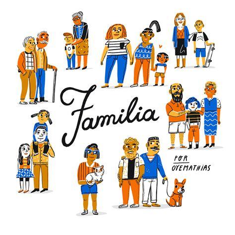 OYEMATHIAS — El el mundo hay muchos tipos de familia y ...