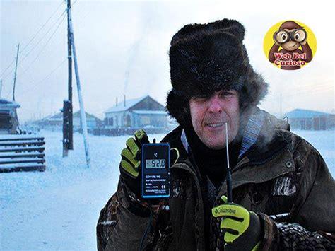 Oymyakon, El Pueblo más Frio del Mundo