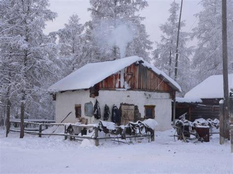 Oymyakon, el pueblo más frío del mundo - Taringa!