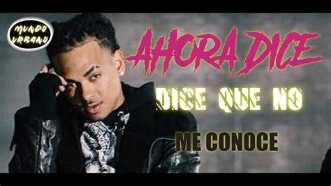 Ozuna, Arcangel, J Balvin, Ahora Dice, Don Omar  Nuevas ...