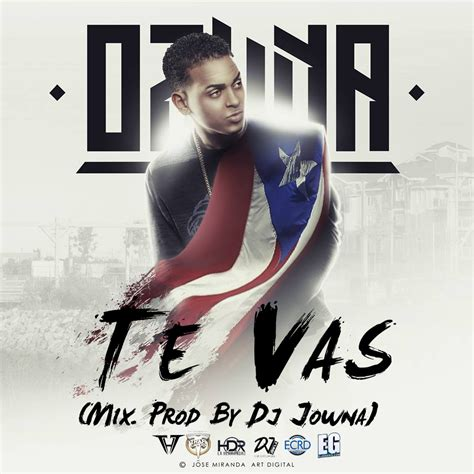 Ozuna - Te Vas (Mix. Prod Dj Jowna) - ElCorilloRD 2018