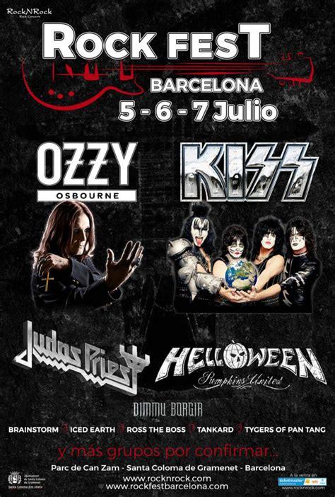 Ozzy Osbourne y Kiss: espectaculares cabezas de cartel del ...