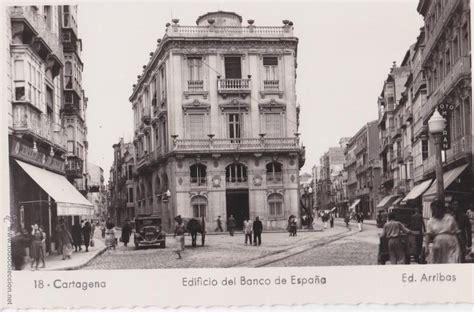 p 1393. cartagena. antigua postal. edificio ban   Comprar ...