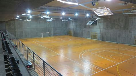 Pabellón Polideportivo ‹ Duquesa Villahermosa – Centro ...