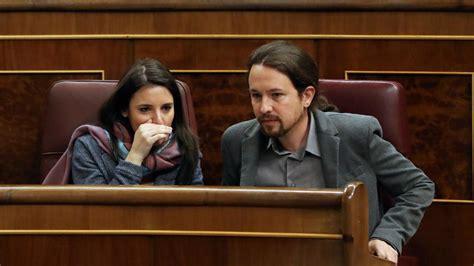 Pablo Iglesas e Irene Montero esperan mellizos