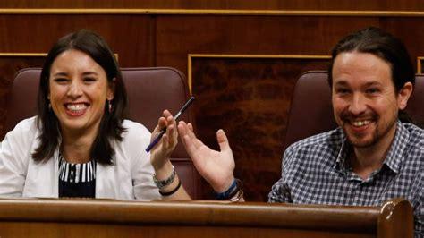 Pablo Iglesias e Irene Montero anuncian que serán padres ...