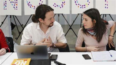 Pablo Iglesias e Irene Montero salvan la consulta del ...