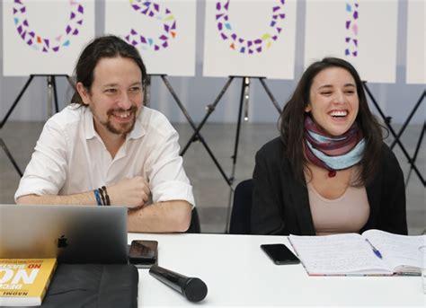 Pablo Iglesias e Irene Montero serán padres de mellizos
