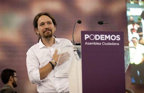 Pablo Iglesias se declara antimadridista   Libertad Digital