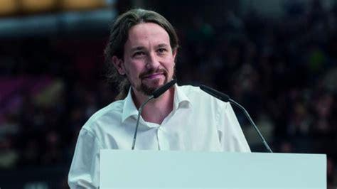 Pablo Iglesias, secretario general de Podemos | El Boletin