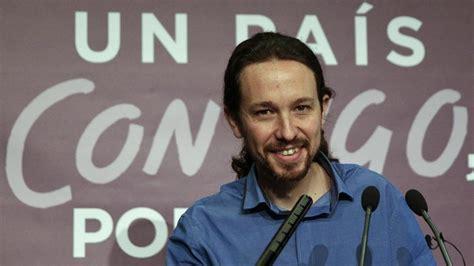 """Pablo Iglesias: """"Podemos puede garantizar la unidad de ..."""