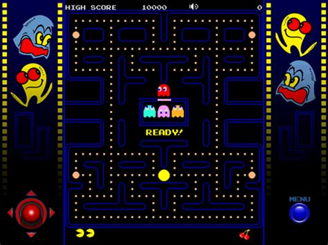 Pac man 30th anniversary game online