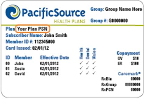 PacificSource Provider Networks