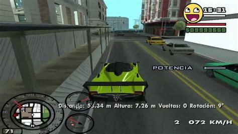 Pack de 5 Cleo Mods para GTA San Andreas PC Parte 1 - YouTube