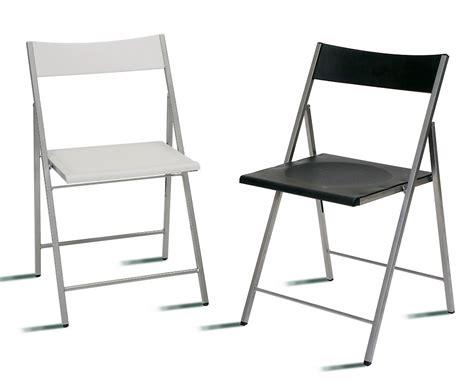 Pack de seis sillas plegables