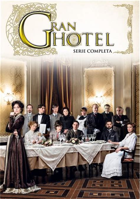 Pack Gran Hotel  Serie completa  en Fnac.es. Comprar cine ...