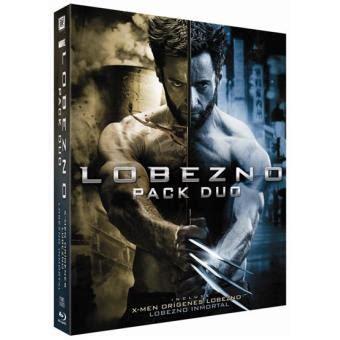 Pack X-Men orígenes: Lobezno + Lobezno inmortal - Blu-Ray ...
