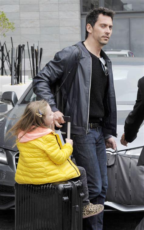Paco León, un papá de cine con su hija Manuela