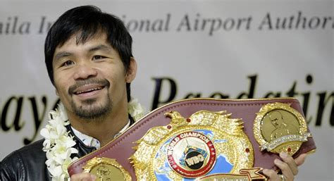 Pacquiao: 'I'm not done yet'