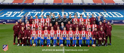 Página oficial del Atlético de Madrid