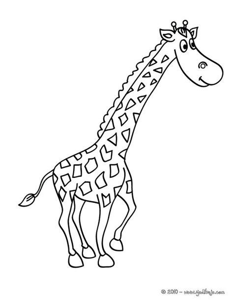 pagina para colorear jirafa – avonrussia