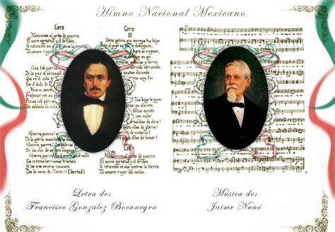 Paginas Mexicanas: Puras Historias : El Himno Nacional y ...