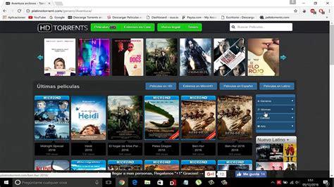 Paginas para Descargar Peliculas Gratis en HD 2016 ...